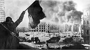 Battle of Stalingrad August 23, 1942 – February 2, 1943