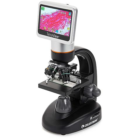 The invention of the digital Microscope