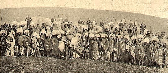The Zulu Rebellion