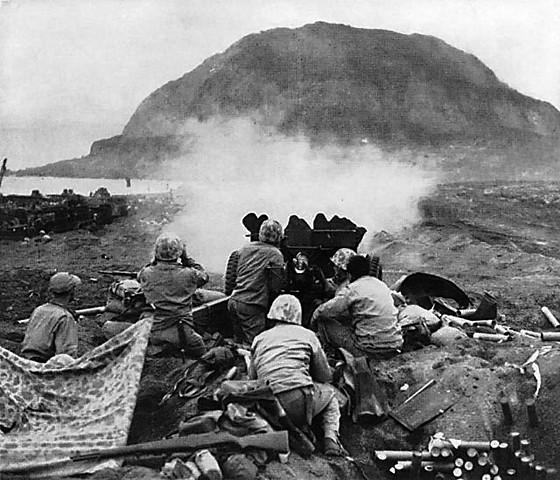 Battle of Iwo Jima February 19, 1945 – March 26, 1945