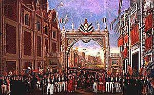 1821-Ejercito Trigarante