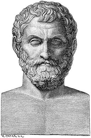 TALES  (Thalis, Mileto?, K.a. 624 - K.a. 546)