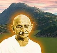 Gandhi in India: Rise of leadership