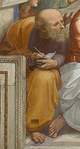 ANAXIMANDRO (K.a. 610 – K.a. 546)