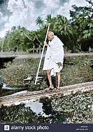 Gandhi's Noakhali March