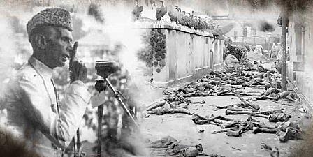The Noakhali massacre