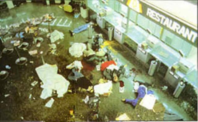 Airport Attacks