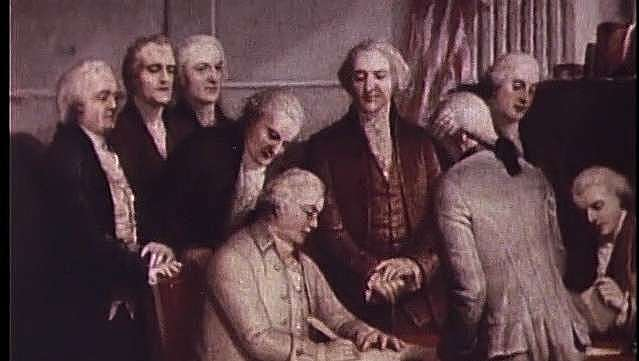 The Constitutional Convention is held in Philadelphia.
