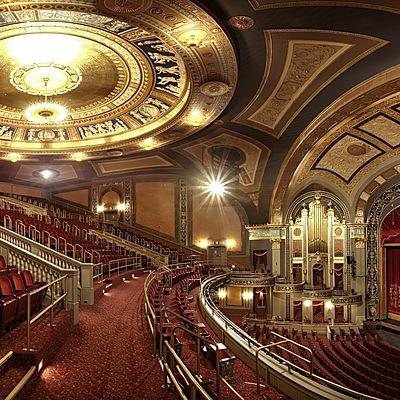 die Geschichte des Theaters timeline