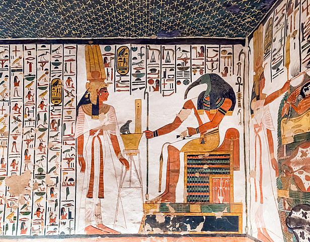 Mysterienspiele in Ägypten