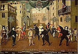 Molieres Truppe bringt die erste Komödie Racines, Ia Thebaide ou les freres ennemis zur Uraufführung; Molieres Tartuffe wird von der Zensur verboten