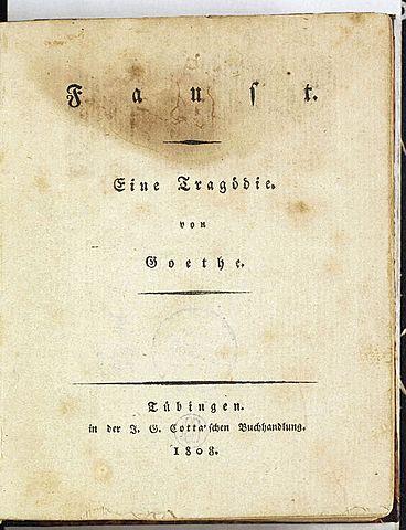 UA von Goethes Faust I in Paris
