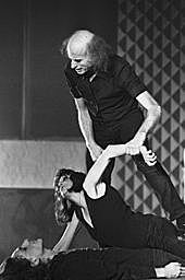 "947 Julian Beck und Judith Malina gründen die ""Living Theatre Productions"""