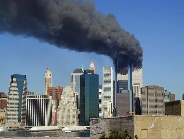 World Trade Center and Pentagon