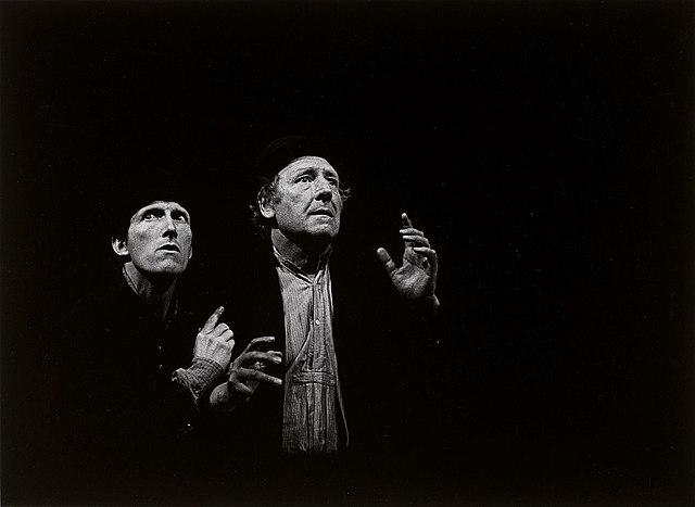 von Becketts Warten auf Godot in Paris