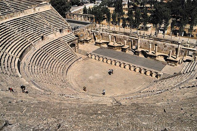 Das erste Theater