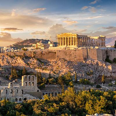 Edades de la historia de la Grecia Antigua timeline