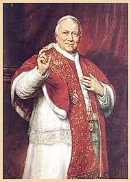 Elezione Papa Pio IX