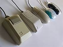Ratón de ordenador.