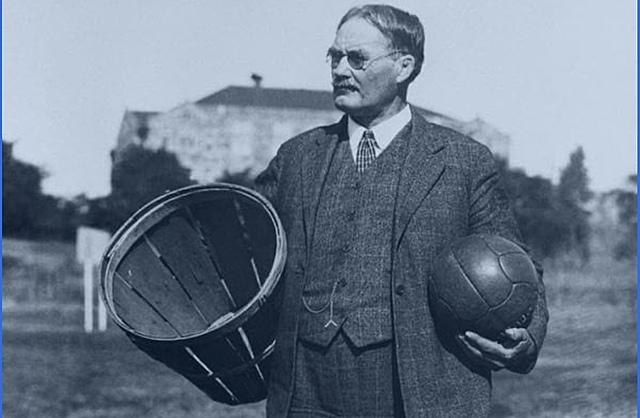 Inventor del baloncesto