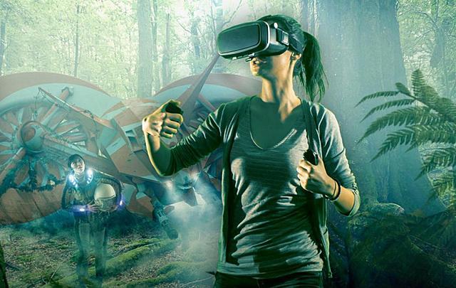 Videojuegos en realidad virtual
