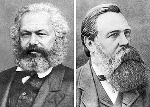 manifesto del partito comunista di Marxs ed Engel