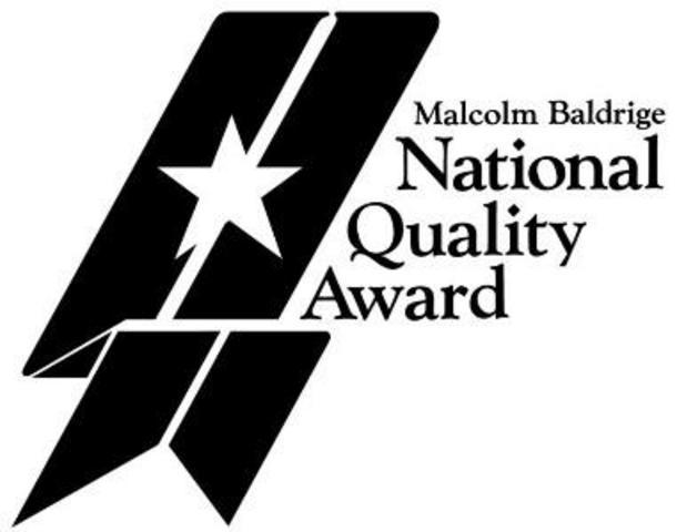 Actividades ISO 9000 y premio Baldrige