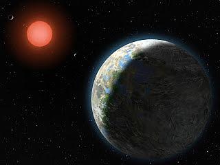 Descubrimiento del planeta GLIESE
