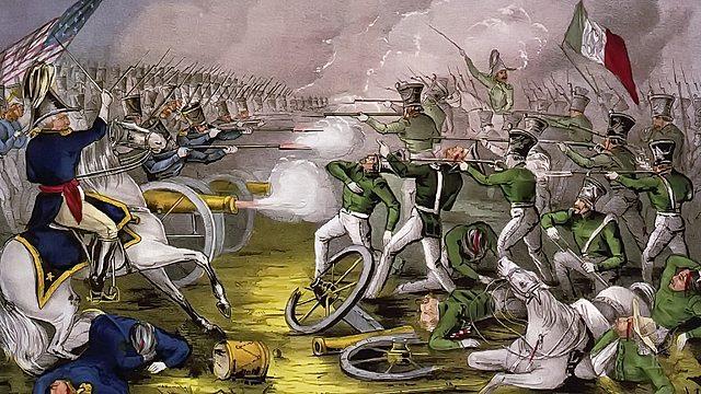 1836 Independencia de Texas