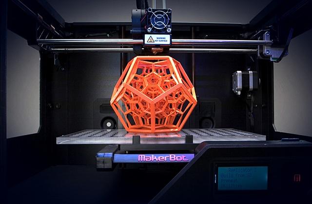 Impresión 3D a micro escala