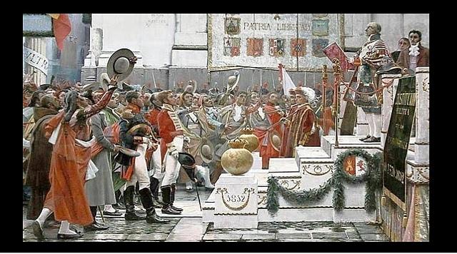 1812 Constitución de Cádiz