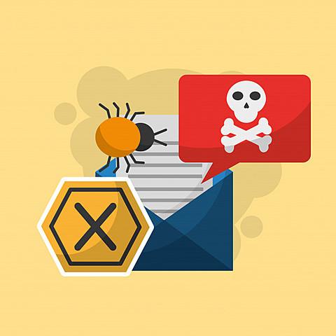Virus y Spam