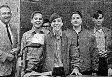 Joined to Hewlett-Packard Explorer Club