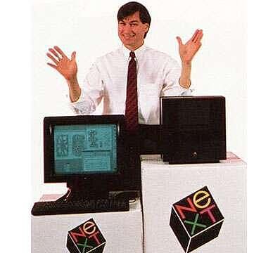 NeXt computer's foundation
