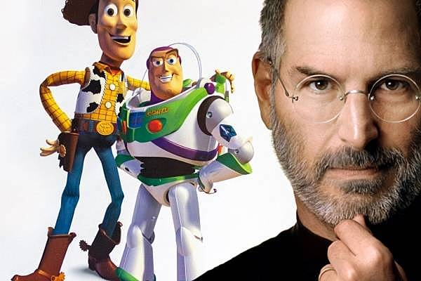 Toy Story producing by Pixar Studios