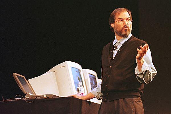 Apple's president