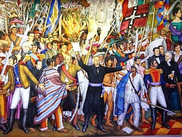 Inició del movimiento de independencia