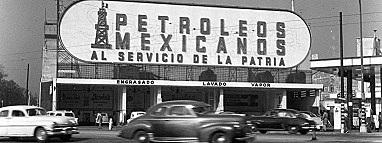 Petróleos Mexicanos inicia operaciones.