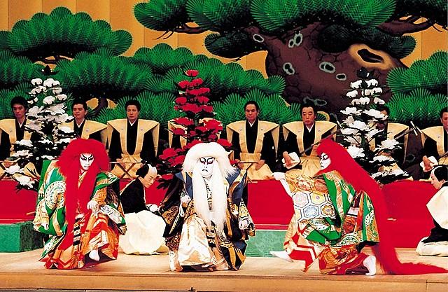 Warum ist es Frauen in Japan verboten, Theater zu spielen?
