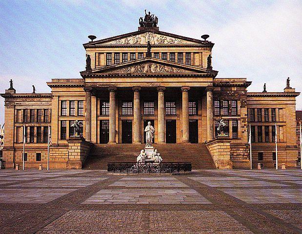 Theater in Deutschland heute