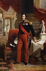 Destitución de Luis Felipe de Orleans