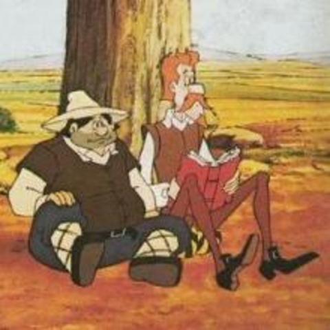 Don Quijote Escucha Ruidos Espantosos