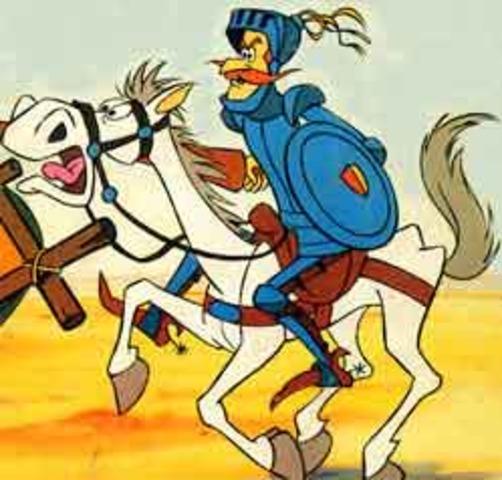 Retan a Don Quijote