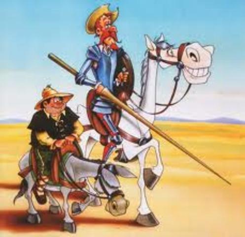 La Pelea de Don Quijote con las ovejas