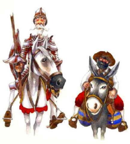 La Primera princesa de Don Quijote