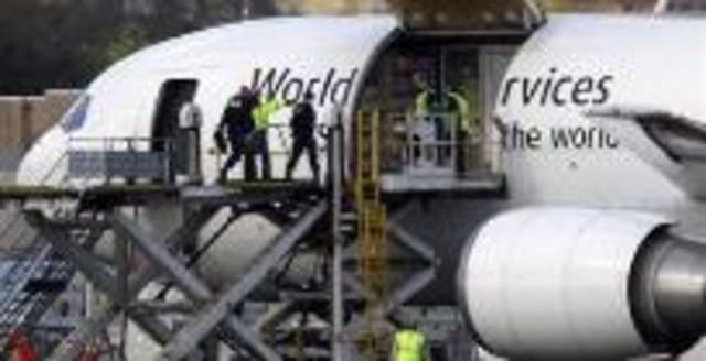 Bombs Discovered in Cargo Planes