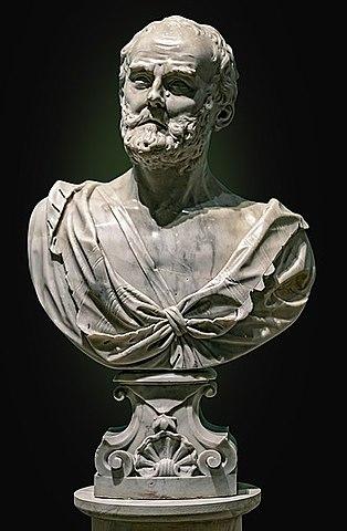HERAKLITO (Efeso, K.a. 535 - Efeso, K.a. 475)