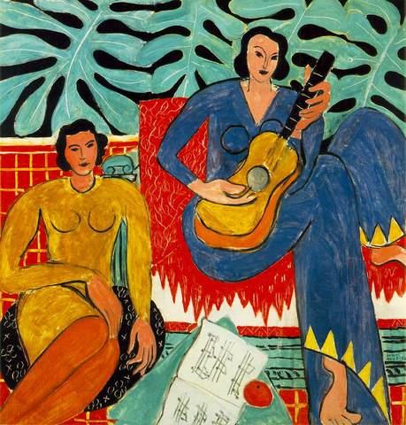 Gauguin, Matisse, Picasso