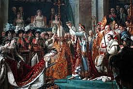 Napoleon Crowned Emperor of France