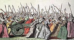 The Women's Bread March